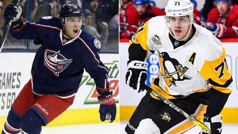 official photos 7d9b5 6d744 Cam Atkinson to replace injured Malkin at NHL all-star game ...