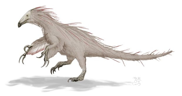 therizinosaur