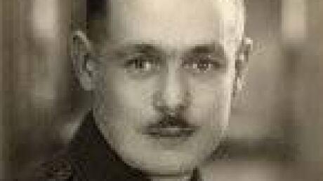'Herbert' Canadian soldier headshot