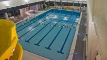 Iqaluit aquatic centre - opening Jan. 26/17