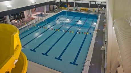 Iqaluit aquatic centre - opening Jan. 26/17