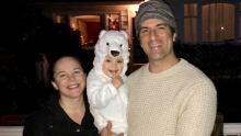 Shelley Sheppard and Chris Saini Macallan Wayne Saini
