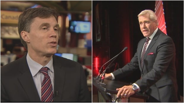 Duff Conacher from Democracy Watch and Premier Dwight Ball have different views on the impact of political donations.
