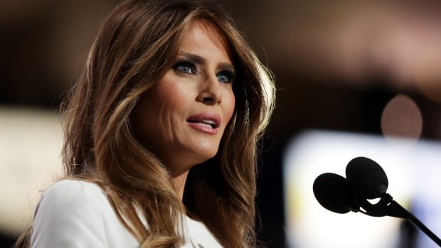 Melania Trump's libel suit against blogger going forward