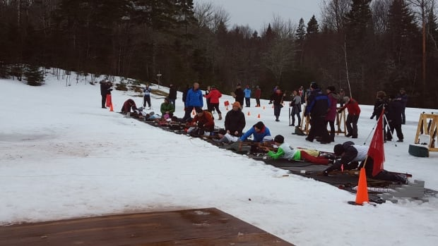 Souris striders biathlon club