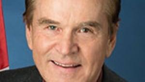 Senator Percy Mockler