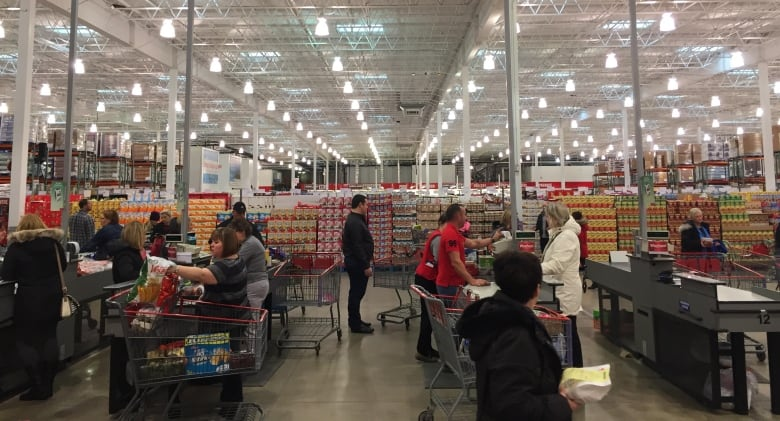 Costco heads west
