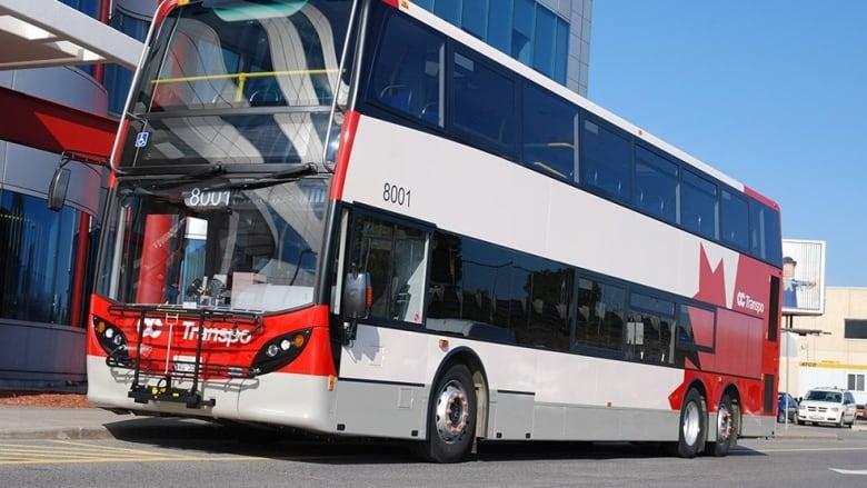 oc transpo pulls 43 double decker buses off road over. Black Bedroom Furniture Sets. Home Design Ideas