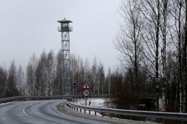 ESTONIA-RUSSIA/BORDER