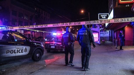 Pair charged in Downtown Eastside shooting death