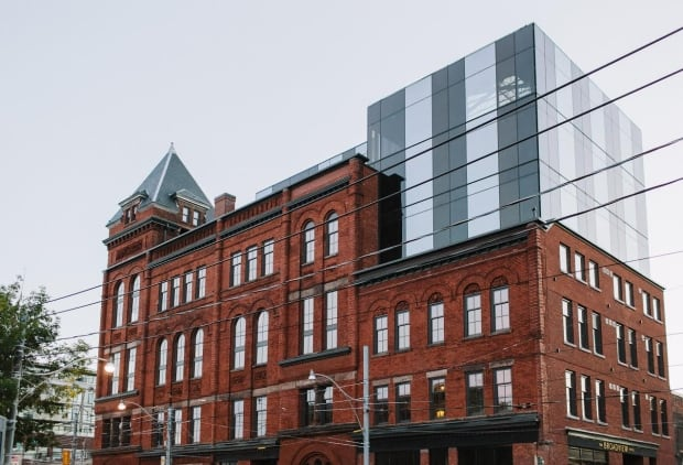 New look for the Broadview Hotel