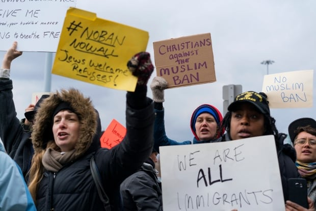 Trump Refugees