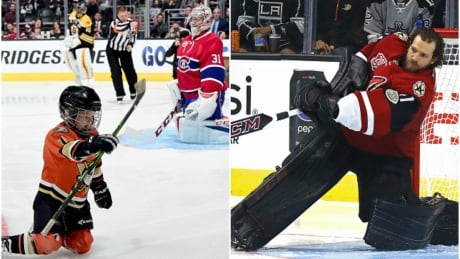 Mike Smith, Little Kesler Steal Show At All-Star Skills Competition (video)