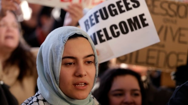 The U.S. is no longer safe for refugees and reflects 'the very bigotry, xenophobia and nativist fear-mongering' that the Safe Third Country Agreement was designed to counteract, states an open letter to Canada's immigration minister.