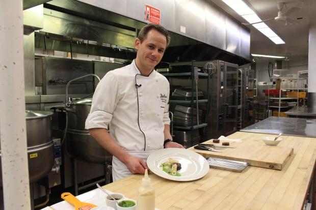 Chef Scott Torgerson