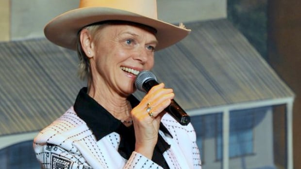 Doris Daley will be the only Canadian poet taking part in the National Cowboy Poetry Gathering but says she'll feel anything but out of place.