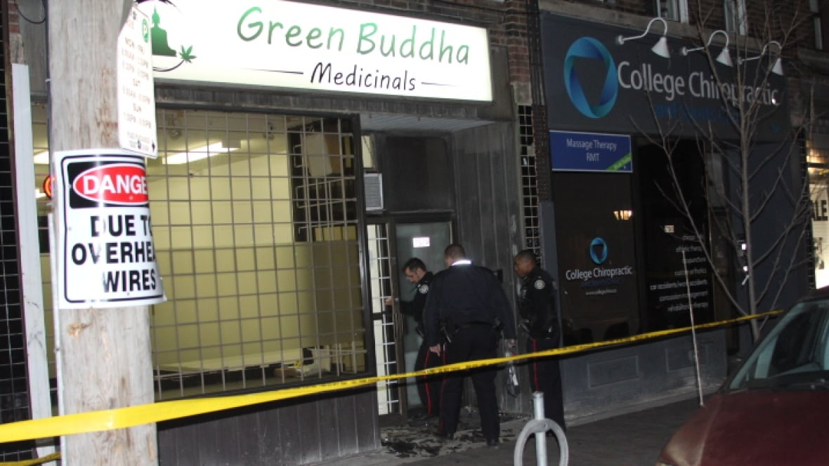 2 arrested after College Street marijuana dispensary robbery