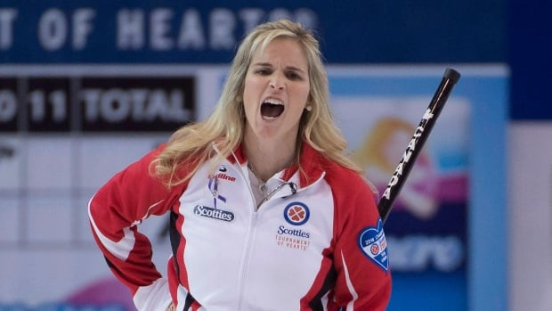 Jones bumped into semi-final by Englot at Manitoba Scotties