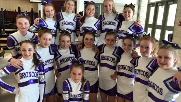 Kenora, Ont Cheerleaders Off To World Championships  Cbc -7787