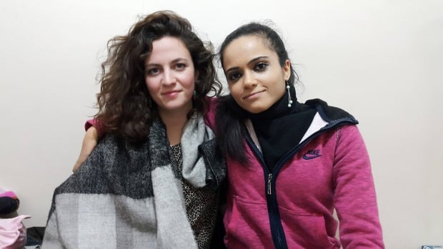 Zoë Caddell and Noor Ogli met in May 2016, when Caddell was volunteering at rural camps for Syrian refugees in Turkey.