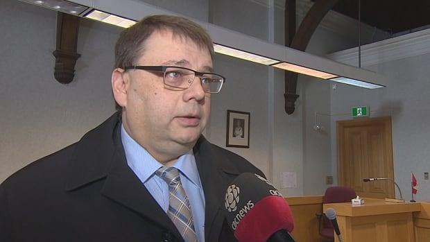 Bill Stirling NLAR CEO CBC