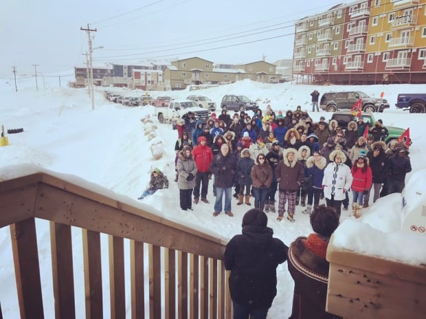 Iqaluit mosque gathering