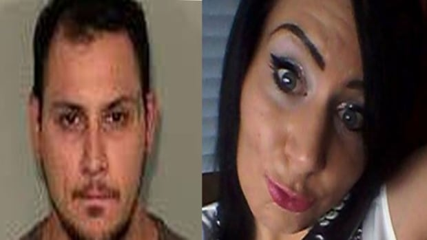 Evan Polchies, 31, and Joe-Anna Hachey, 23, were arrested last Jan. 29 near Woodstock and charged in the shooting death of Bobby Martin Jr. Hachey testified at Polchies's second-degree murder trial Wednesday.