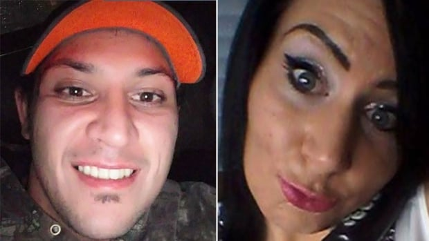 Evan Polchies, 30, of Kingsclear First Nation, Joe-Anna Hachey, 23, of Fredericton