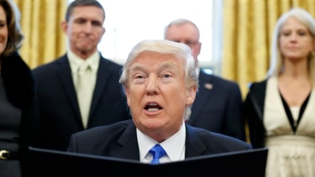 Trump Who's In Charge
