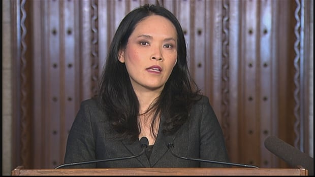 NDP Immigration critic Jenny Kwan