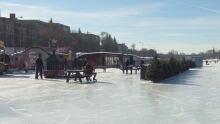 Rideau Canal skate