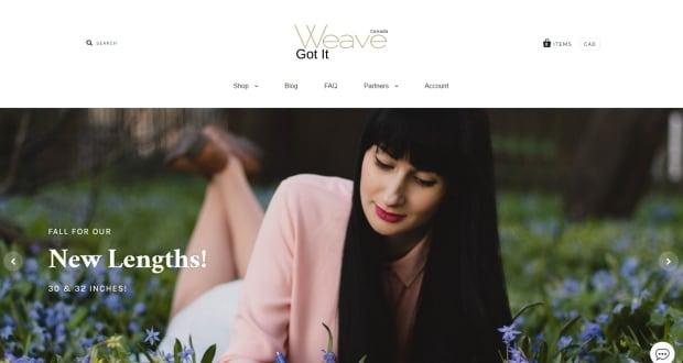 Weave Got It
