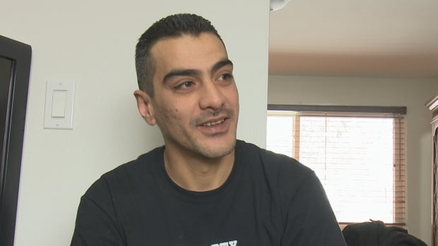 Syrian refugee Abdul Alhamawi cannot help his family members move to Windsor after the federal government announced a cap on the number of applications it will receive.