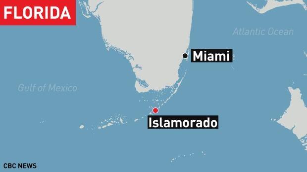 GFX Map: Islamorado, Florida