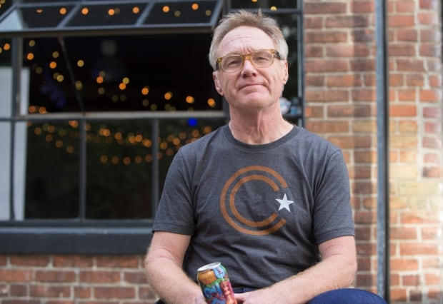 Hamilton Collective Arts Brewing Bob Russell