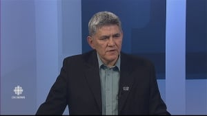 Robert C. McLeod finance minister NWT January 2017