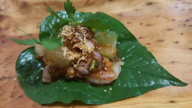 Chef Jon Korecki shares his recipe for Miang, a popular Thai street food.
