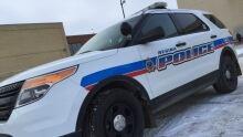 Regina Police Service cruiser Regina City Police car RPS generic