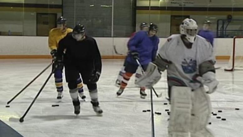 Kelly Ford Gander >> Senior Hockey League Scraps Regular Season Heads Straight