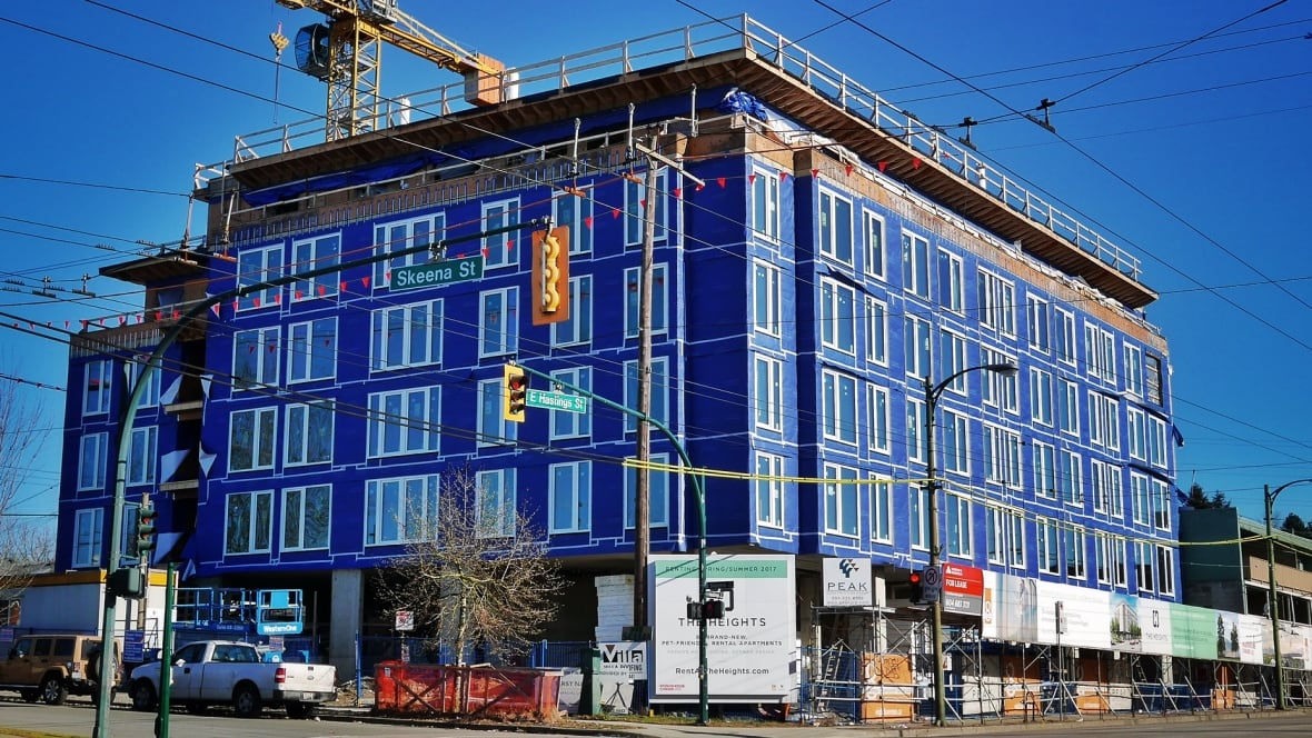 Thicker walls, not thicker sweaters recommended for warmth in new Vancouver construction report
