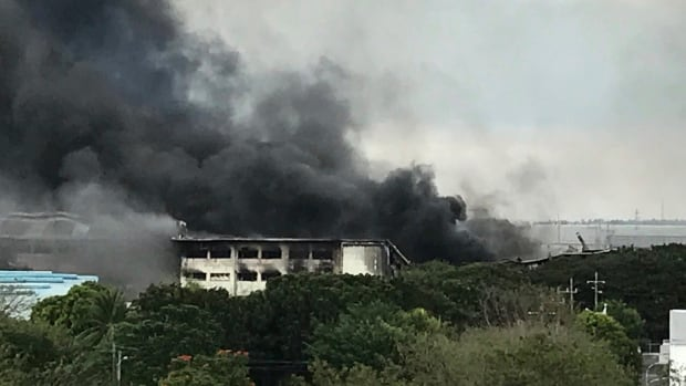 More Than 100 Workers Injured in Philippines Factory Fire