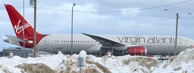 Medical emergency with pilot forces Virgin Atlantic flight