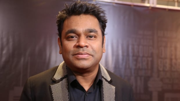 A. R. Rahman was in Toronto on Thursday for Ideal Entertainment's media launch ahead of his directorial debut.