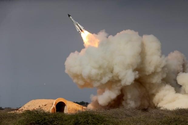 Iran Missile Glance
