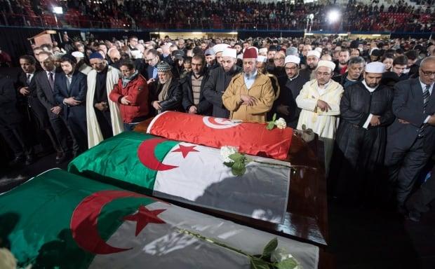 Quebec Mosque Shooting 20170202
