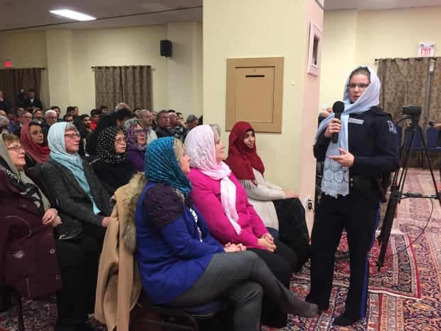 halifax muslim personals Halifax—a teenage girl in halifax said she felt frozen with fear when a man  yelled anti-muslim insults at her this week on a downtown street.