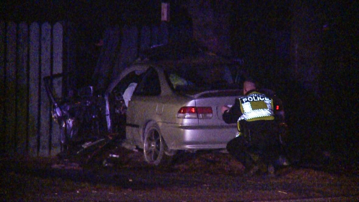 Abbotsford Car Crash