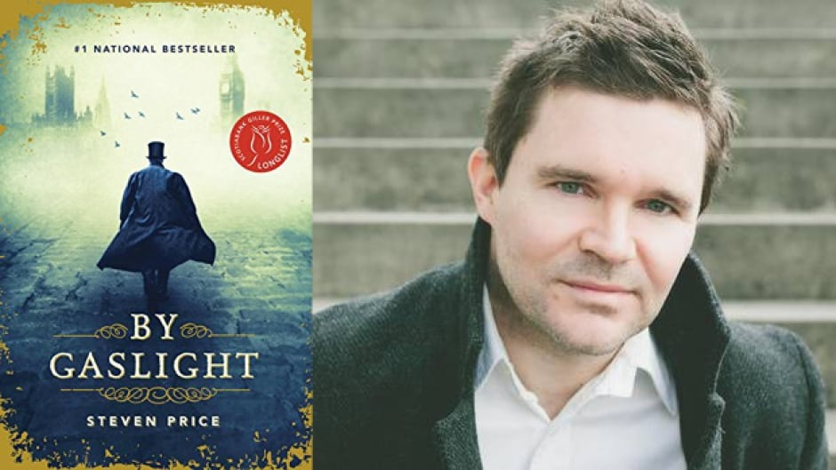 By Gaslight is Steven Price's second novel.