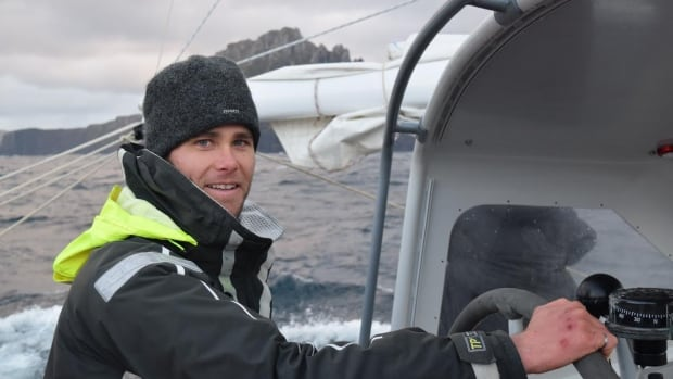 Astronaut candidate Scott Bishop has sailed alone across the Atlantic Ocean on two occasions.