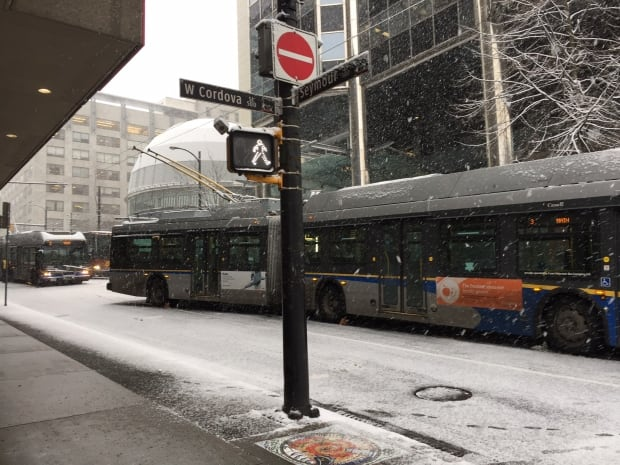 snow buses vancouver